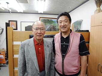 退職後、15年間横浜から通ってくださったお客様と