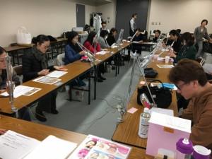 セミナー@札幌にて